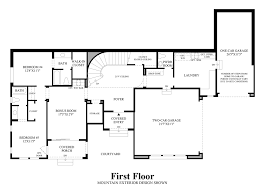 Million Dollar Homes Floor Plans by Reno Nv New Homes For Sale Boulders At Somersett