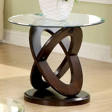 dark walnut end table atwood ii dark walnut end table shop for affordable home furniture