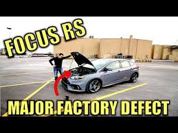 Ford Focus Meme - the ford focus rs engine is seriously bad ford had to know this