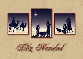 religious feliz navidad card u2013 spanish christmas cards