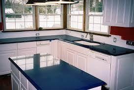 blue kitchen countertop ideas baytownkitchen com