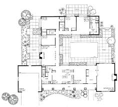 house plans with courtyard pools house plans with courtyard pools ghanko