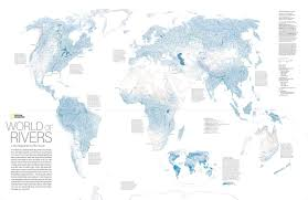 worlds rivers map world s rivers map world map rivers world s