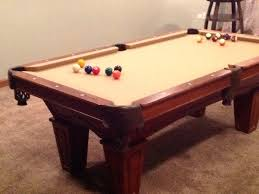 Used Pool Table by 7 Pool Table U2013 Bullyfreeworld Com