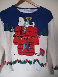 snoopy christmas shirts festive snoopy christmas sweater is a way to show your