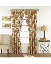 Discounted Curtains It U0027s On Christmas Shopping Deals On Waverly Curtains And Valances