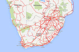 Map Of Cape Town South Africa by This Is What South Africa U0027s Internet Actually Looks Like