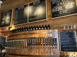 Jolly Pumpkin Restaurant Brewery by Brewpub Review Jolly Pumpkin Detroit Michigan Wagon Pilot