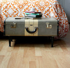 Suitcase Coffee Table Diy Coffee Tables Make A Coffee Table Out Of An Suitcase