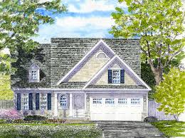 traditional 2 story house plans plan 19517jf 2 story house plan with options traditional house