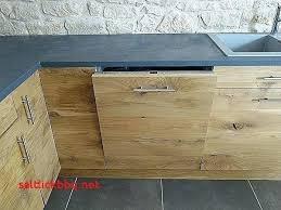 meuble cuisine bois brut porte meuble cuisine bois brut facade meuble cuisine bois brut