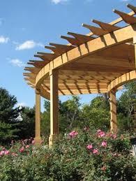 Pergola Canopy Ideas by Billedresultat For Curved Pergola U2026 Pinteres U2026