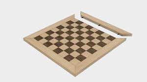woodworking project how to make a wood chess board ingenuity