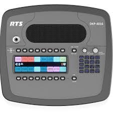 rts dkp 4016 desktop wall mount 16 keys