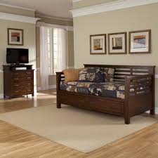 bedroom full size daybed with trundle and storage and daybed with