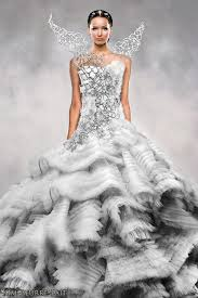 wedding dress designer indonesia katniss everdeen wedding dress via on we heart it