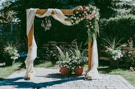 wedding arches meaning the best garden wedding arch decoration ideas forgardening