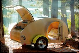 Teardrop Camper With Bathroom 10 Awesome Teardrop Trailers For Exploring The Great Outdoors