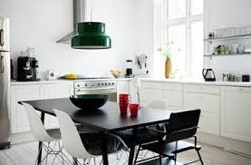 la cuisine familiale la cuisine adopte la couleur blanche déco cool