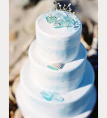 50 beach wedding cakes for your vows by the sea mon cheri bridals