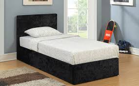 single ottoman beds buy single storage beds furniture choice