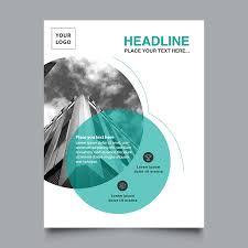 rounded corporate brochure template design3edge com