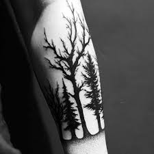 forearm forest designs ideas and meaning tattoos for you