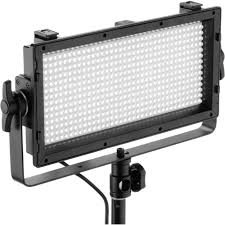 led light genaray spectroled essential 500 daylight led light sp e 500d