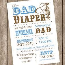 diaper baby shower invitation dad diaper baby shower invitation diaper baby shower dad