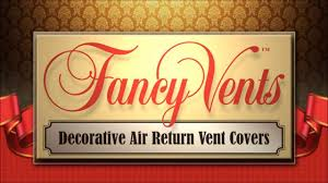 Hand made Air Return Vent Covers I FancyVents I Decorative