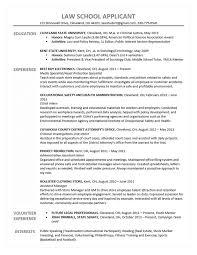 Harvard Resume Template Judge Resume Sle
