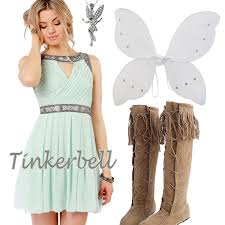 Tinker Bell Halloween Costumes Costume Women Cowboy Pictures Kids Clipart