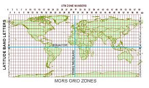 utm zone map nga u the universal grid system unclassified