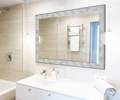 How To Frame A Bathroom Mirror With Crown Molding Bathroom Mirrors You U0027ll Love Wayfair