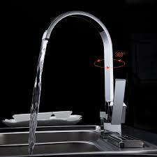 designer kitchen faucets designer kitchen faucet contemporary faucets nickel 13312