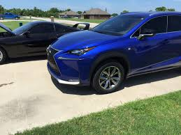 clear lake lexus pre owned did a diy clear bra on my nx clublexus lexus forum discussion