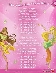 category season 1 songs winx club wiki fandom powered wikia
