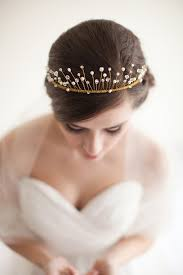 bridal crowns tiara bridal crown wired and pearl crown wedding