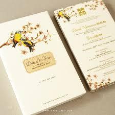 wedding invitations jakarta foto undangan pernikahan oleh maple card undangan pernikahan di