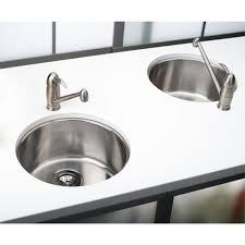 16 inch stainless steel undermount single bowl kitchen bar