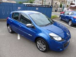 used 2011 renault clio dynamique tomtom colour sat nav only