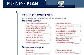 business plan template small business plan template 9 free