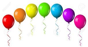 birthday balloons birthday balloons clipart clipartix