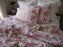 country chic bedding bed linen shabby twin sets pink msexta