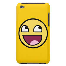 Meme Smiley Face - awesome smiley face rage f7u12 funny meme ipod touch case mate case
