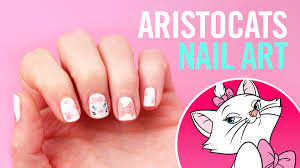 finding dory nail art disney video