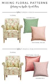 How To Mix Patterns With Floral Fabrics By Kimberly Duran The