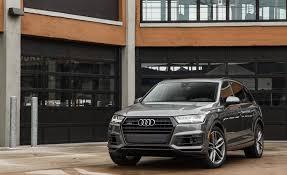q7 vs lexus gx 460 2017 audi q7 in depth model review car and driver