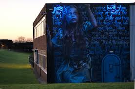 Wall Mural Shining Through The Uv Alice Through The Looking Glass Dusk By Whoam Irony On Deviantart