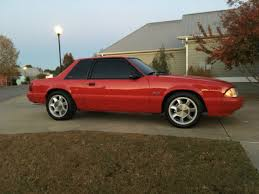 1993 mustang lx 1993 mustang lx 5 0 coupe supercharged trunk last of the